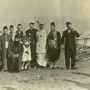 [Costume] Party garb, #5 CGH, [Canadian General Hospital] Salonika/Thessaloniki, Macedonia