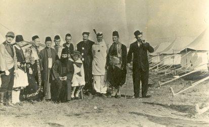 [Costume] Party garb, #5 CGH, [Canadian General Hospital] Salonika/Thessaloniki, Macedonia