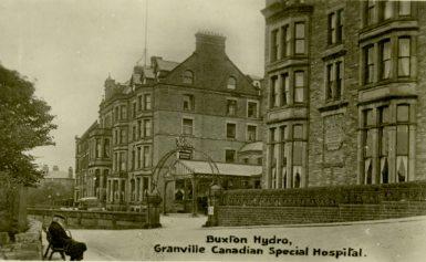 Granville Canadian Special Hospital
