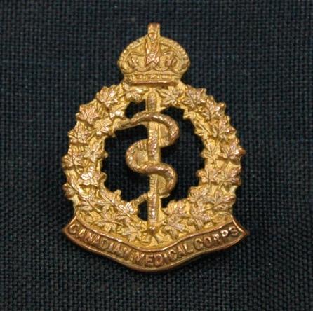 [CAMC pin belonging to Ada Janet Ross]