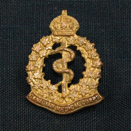 [CAMC pin belonging to Ada Janet Ross]