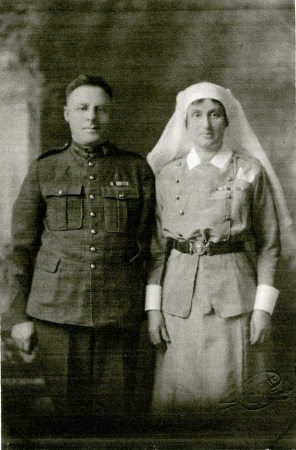 [Grace Conner and husband, William R. McKenzie.]