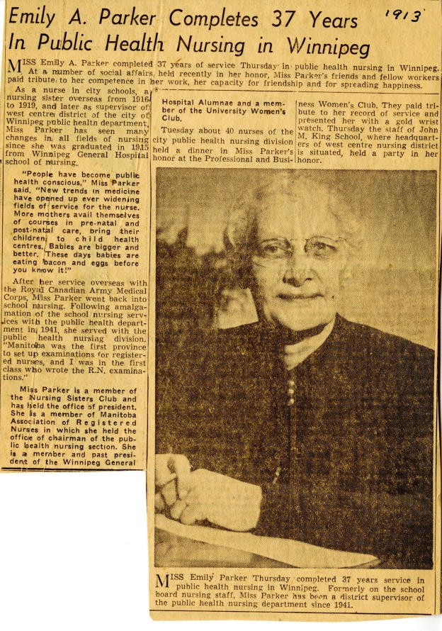 parker-emily_1913_newspaper-article-with-photo-retirement-as-public-health-nurse.jpg