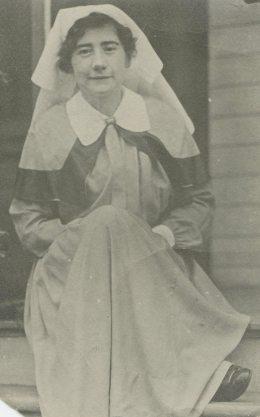 Ruby Dickie, July 1919.