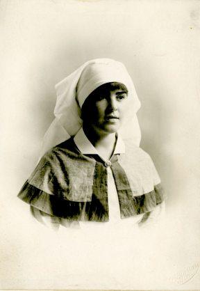 Irene Sharpe [Queen Alexandra's Imperial Military Nursing Service]