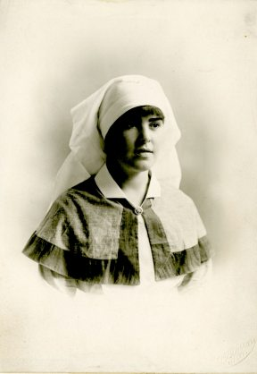 Irene Sharpe [Queen Alexandra's Imperial Military Nursing Service]