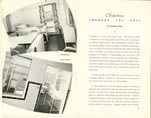 Safeguarding Motherhood Official Opening of Maternity Pavilion Booklet 1950 Page 18,19