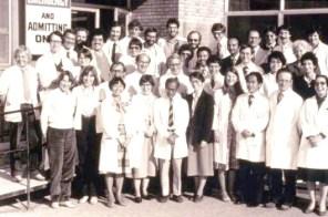 Neonatal Intensive Care Unit, ca. 1970s