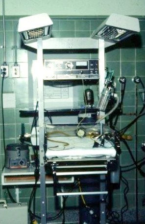 Neonatal Intensive Care, ca. 1980s. HSC Archives/Museum