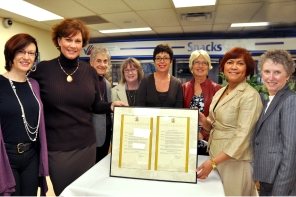 The Proclamation, 6 May 2010. HSC Communications