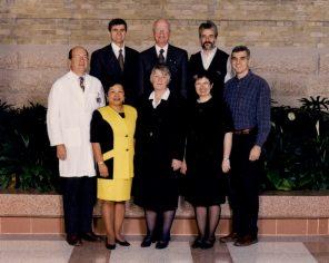 Neonatology Dr. M. Seshia, Dec. 6, 1996. HSC Archives/Museum F3_Pn025_010