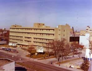 Women's Hospital, 1989. HSC Archives/Museum