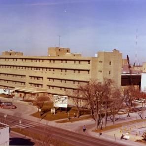 Women's Hospital, 1989. HSC Archives/Museum