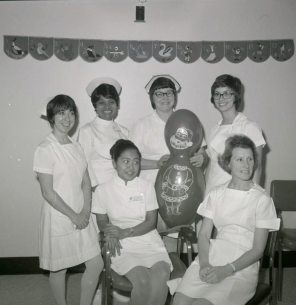 Dept. of Nursing Grad group Extension Course - Obs and Gynae, Mrs. Stratton 1974
